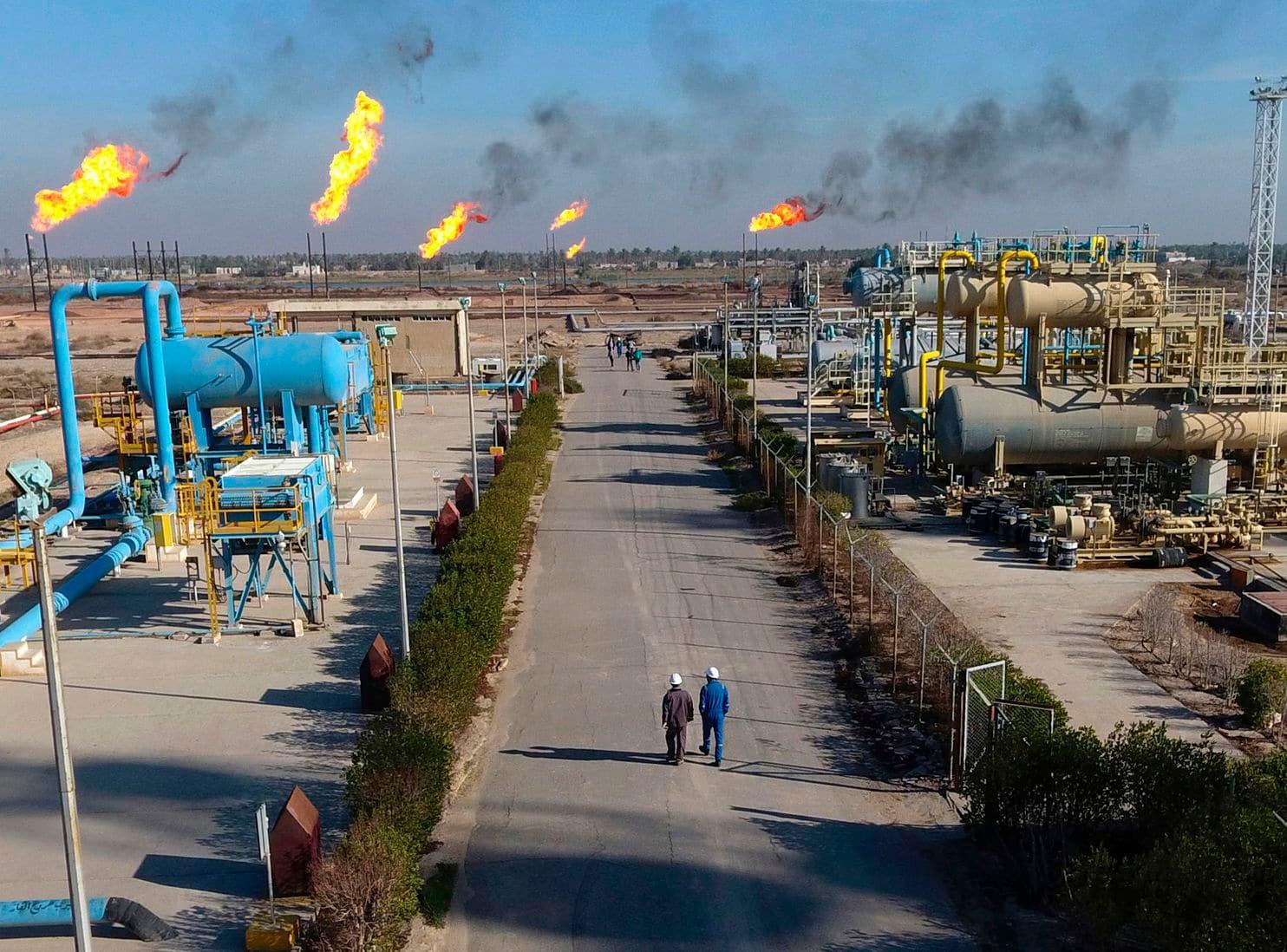 بەبڕی ٥۳ملیاردینار اکسۆن موبیل وەبەرهێنان لە کەرتی نەوتی عراقدا دەکات
