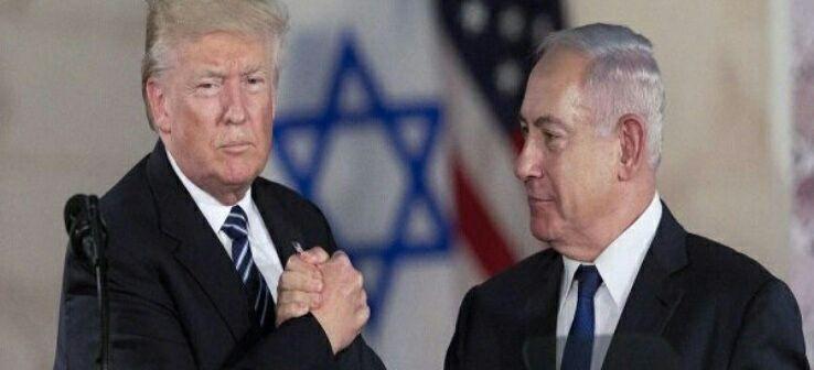 نتانیاهۆ دهڵێت به ئاگاداری ترهمپ سیخوڕیمان له ئێران کردووه