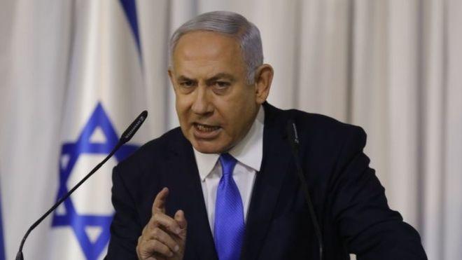 نتانیاهو،ئهو شوێنانهی كراونهته ئامانج بارهگای ئێرانییهكان بووه، سوپاش بهتهواویی ئازاده چۆن ههڵسوکەوت دەکات