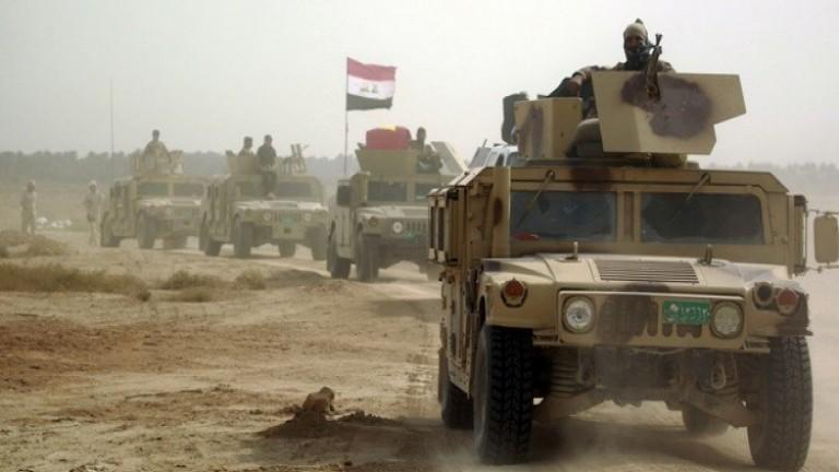بهرهبهیانی ئهمڕۆ قۆناغی چوارهمی ئۆپەراسیۆنی دژبە داعش دهستیپێكرد