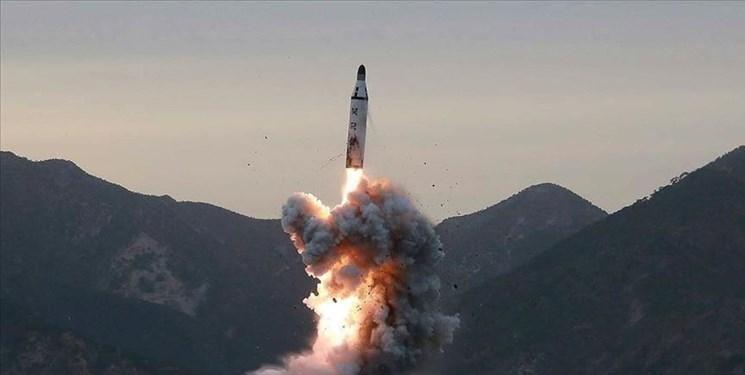 کۆریای باکور مووشەکێکی نوێی تاقیکردەوە