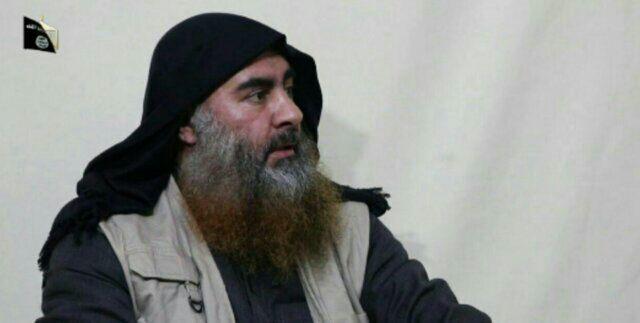 خهلیفهکهی داعش کێی له گهڵ ماماوهتهوه؟