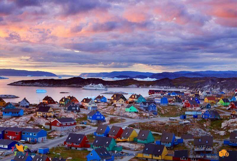 بۆ ترهمپ ههوڵی کڕینی دوورگهی گرینلاند دهدات؟