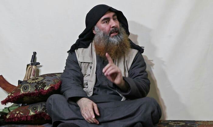 خهلیفه نهخۆشه / کێ داعش بهڕێوه دهبات؟