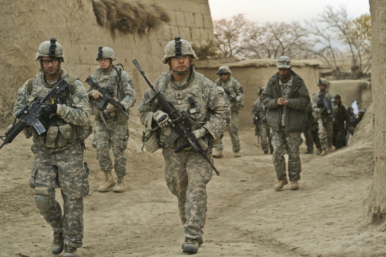 ئهمریکا له ئهفغانستان دهمێنێتهوه