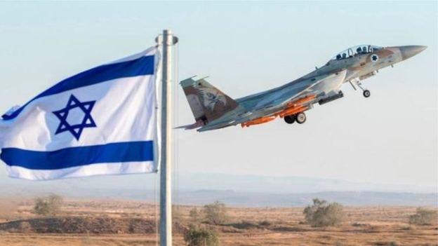 هێرشەکانی شەوی ڕابردوی ئیسرائیل