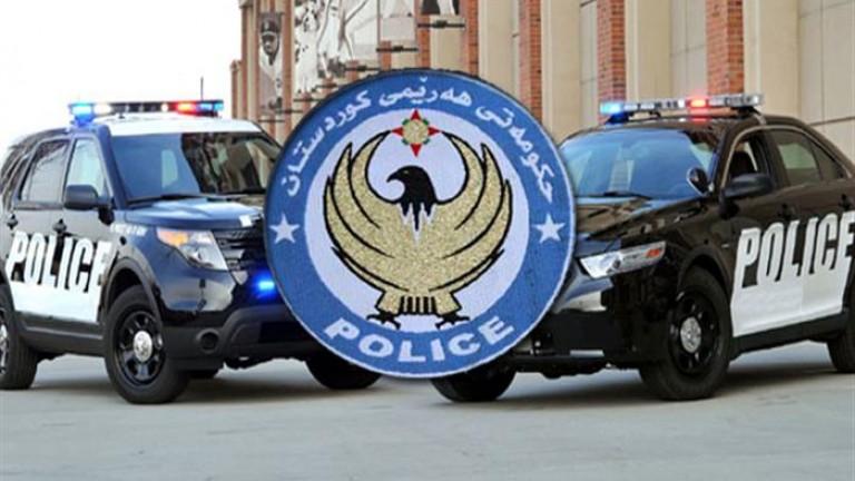 مەفرەزەكانی بنكەی پۆلیسی ڕزگاری سێ تۆمەتبار دەستگیردەكەن