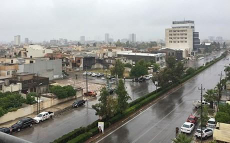 سەرەتای حەفتەی داهاتوو بارانبارین دەست پێدەکات