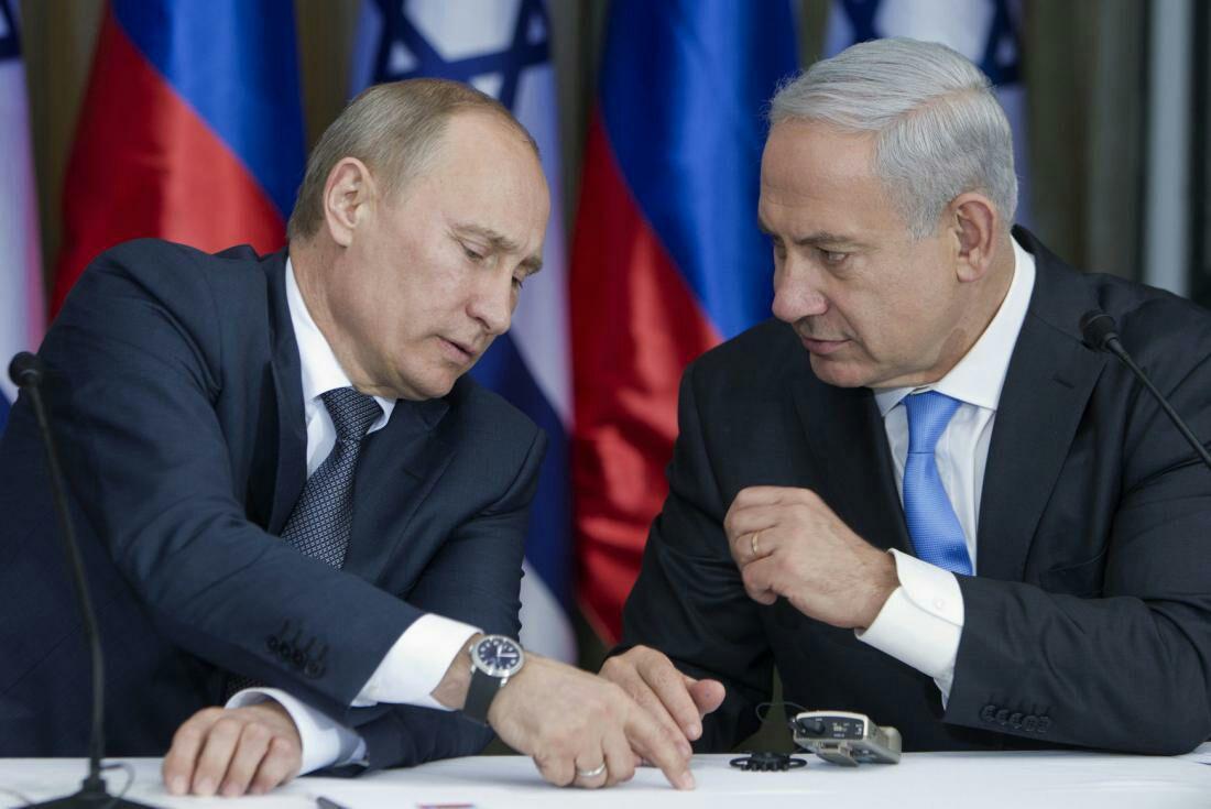 نتانیاهۆ ئهمڕۆ بۆ دهچێته ڕووسیا؟
