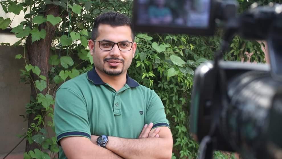 بریار محمد،پەیامنێری رۆژنیوز ئازادکرا
