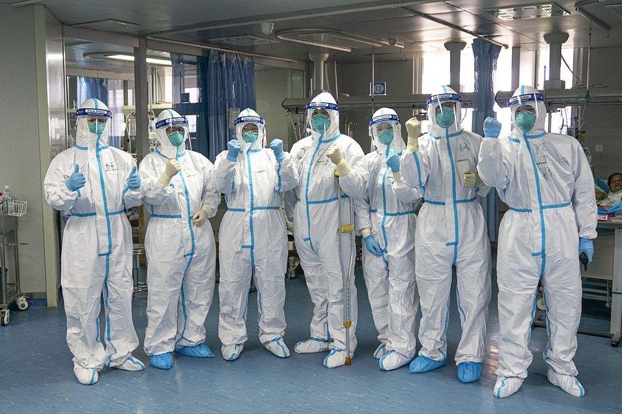 زیاتر له 1700 پزیشک و پهرستار له چین تووشی ڤایرۆسی کرۆنا بوون