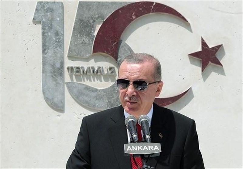 ئەردۆغان: شەڕی عێراق و سوریا و لیبیا لە بەرژەوەندی خۆمان و دۆستەکانمان دەبەینە پێشەوە