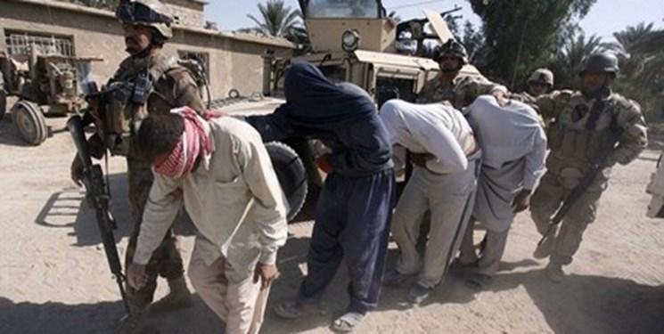 چوار تیرۆریستی سەر بە داعش لە بەغدا دەستبەسەر کران