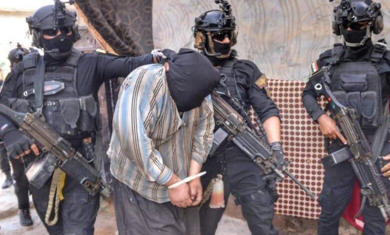 بەرپرسی کارگێڕی ویلایەتی باشوری داعش لە بەغدا دەستبەسەر کرا